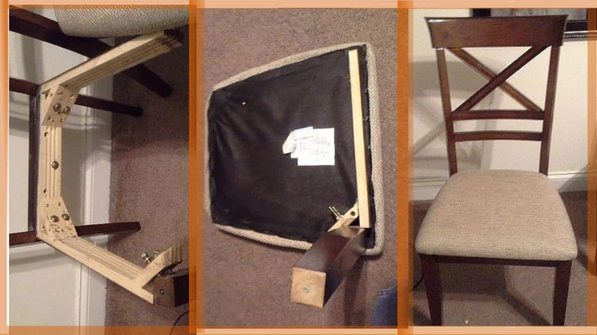 Dining Room Chair Repaired