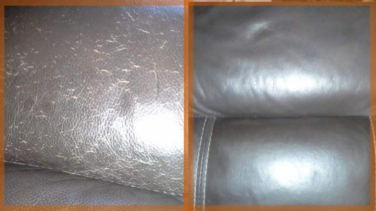 Defective Leather Finish Fixed