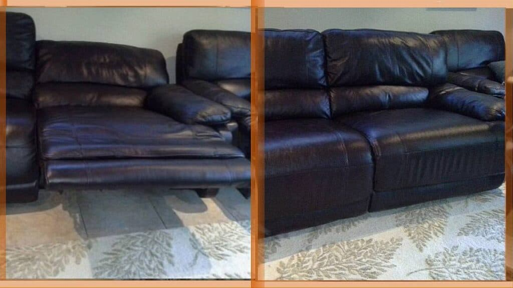 Sofa Recliner is Stuck Up