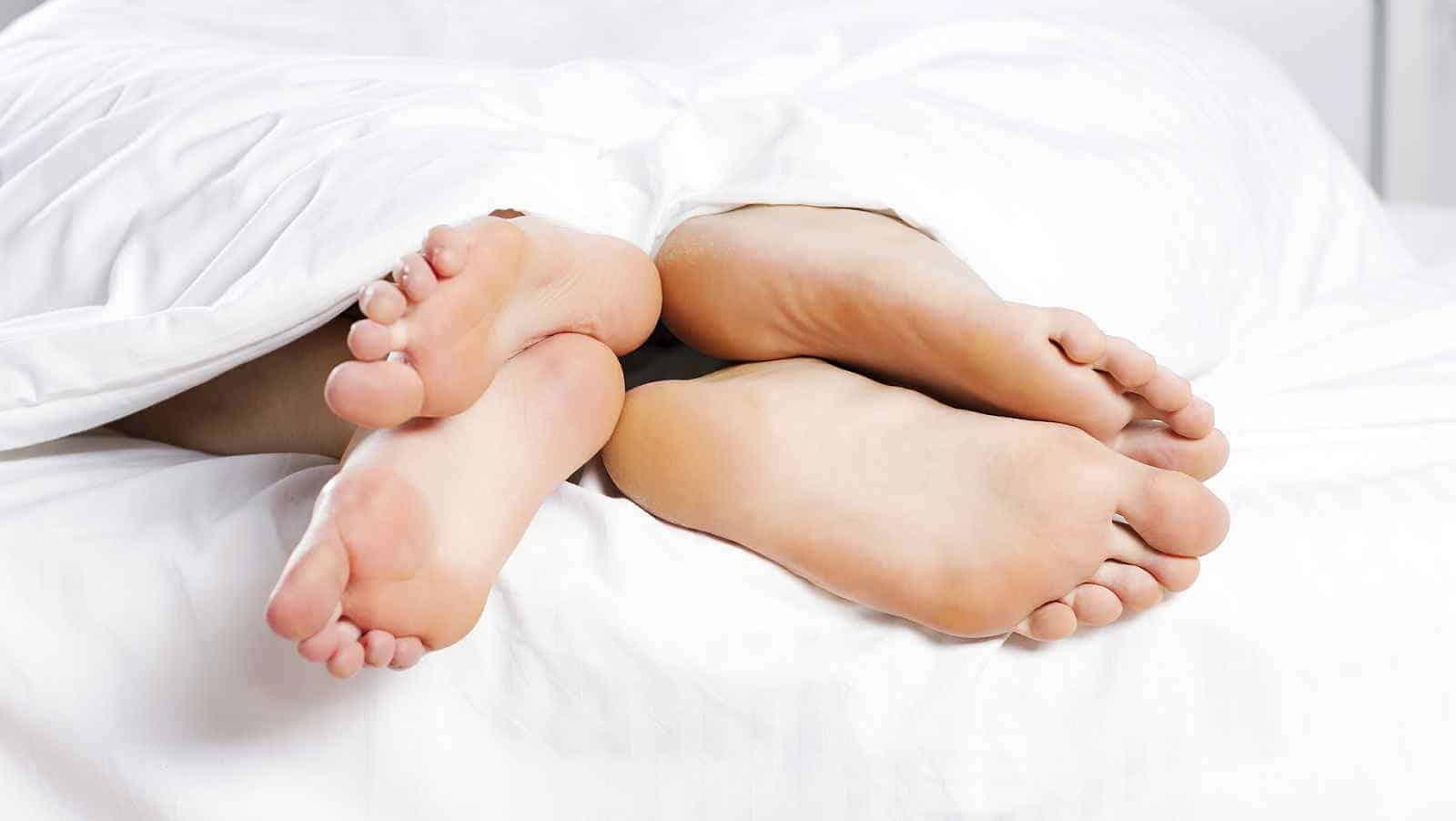 Sleep on a fresh bed!