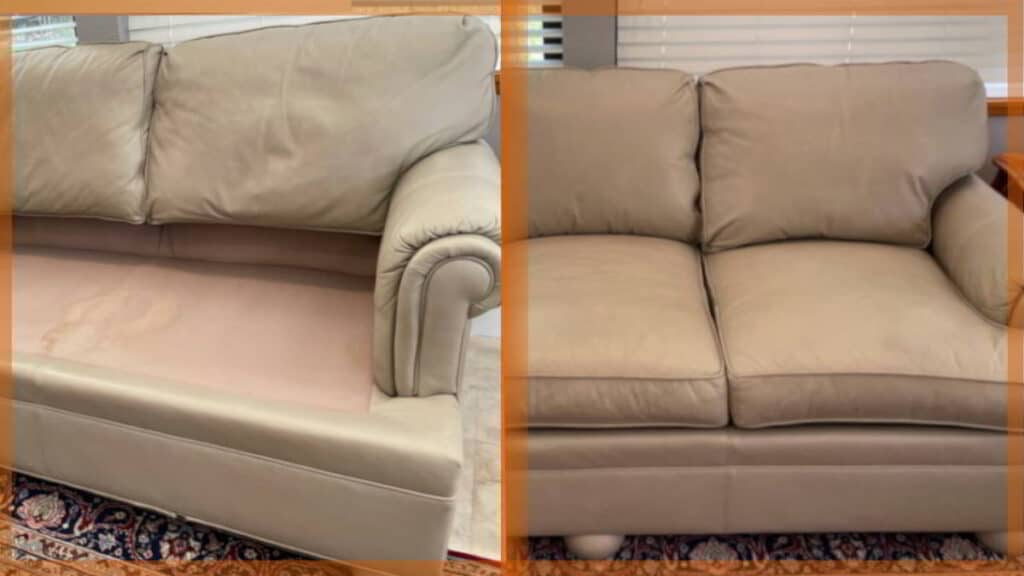 Padding Restuffing - Uncomfortable couch made comfortable